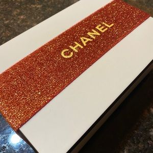 FLASH SALE Chanel empty gift box